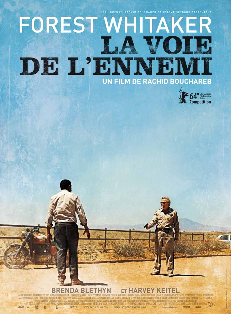 Two Men In Town (Rachid Bouchareb), 2014 - La Voie de l'Ennemi