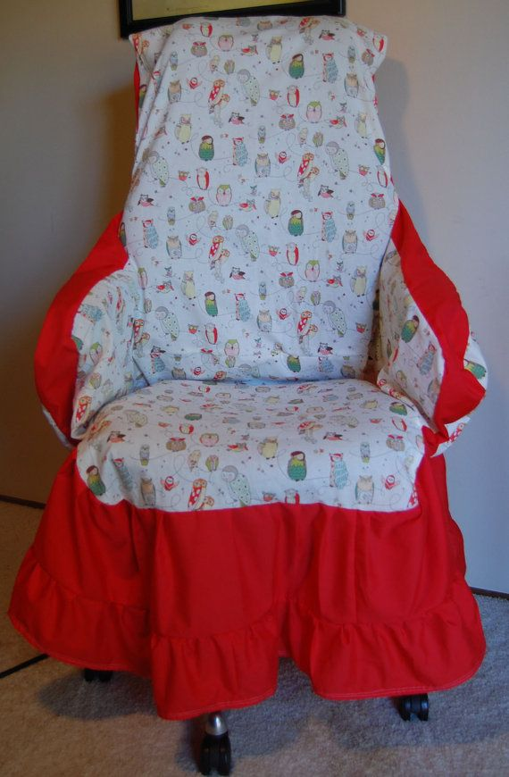 Large Office Desk Chair Covers Custom Made Sale by craftzies, $38.00