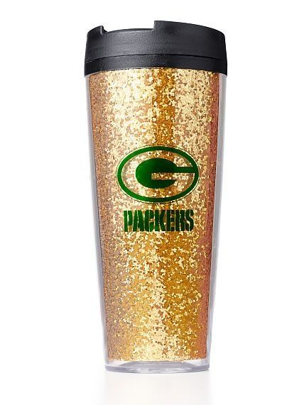 Green Bay Packers cup from Victorias Secret