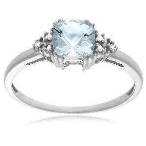 I purchased this ring for myself. I LOVED it!!! The stone was beautiful. I know it is hard to buy jewelry online. I have had great satisfaction with my jewelry purchases through Amazon.