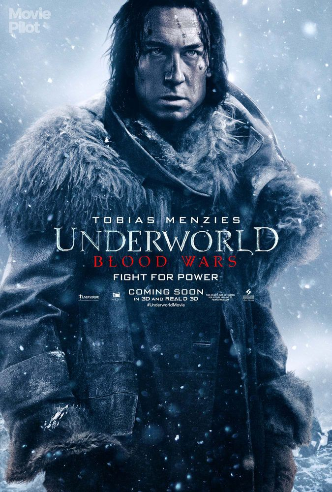 Tobias Menzies As Marius — Who's Marius? The new leader of the Lycans, we can see from the trailer that he is a man not to be messed with, able to commandeer a battalion of troops and gifted with insane fighting abilities, going toe to toe with Selene herself. Will he be her toughest challenge yet?