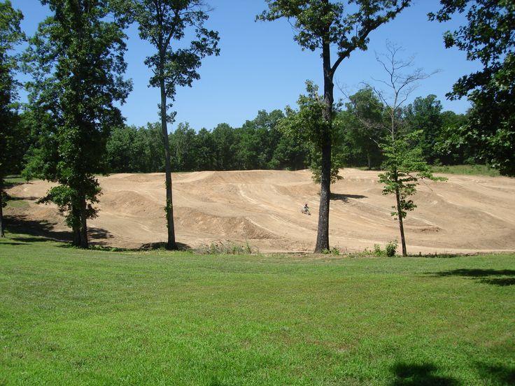Dream Traxx Motocross Track Builders | Private Motocross Track, High Springs, Fl – 2012