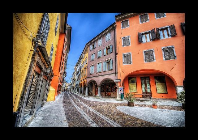 Gorizia Arcades by SLO-D300, via Flickr