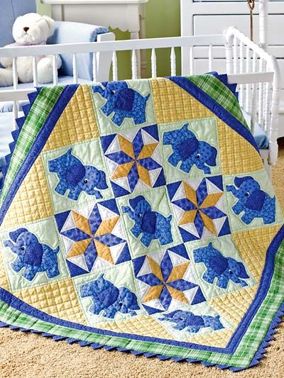 256 best ANIMALS OF ALL KINDS QUILTS images on Pinterest | Pointe ... : animal baby quilt patterns - Adamdwight.com