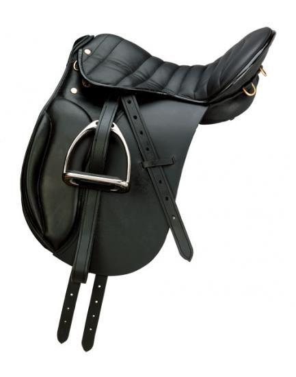 Exmoor Endurance English Dressage Style Saddle with Kneeblocks