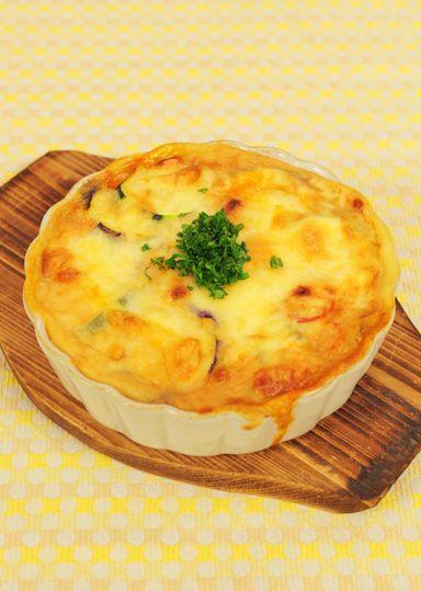とろーりチーズの夏野菜ラザニア のレシピ・作り方 │ABCクッキングスタジオのレシピ | 料理教室・スクールならABCクッキングスタジオ