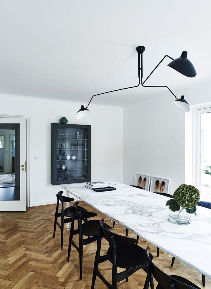 Villa i Odense med Spisestue og langt