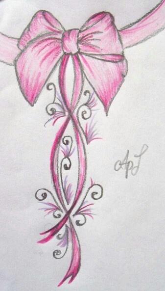 Found my bow tattoo