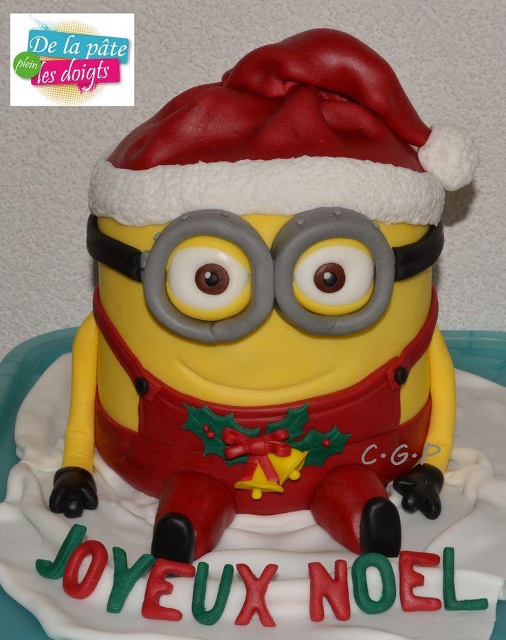 Minion de Noël