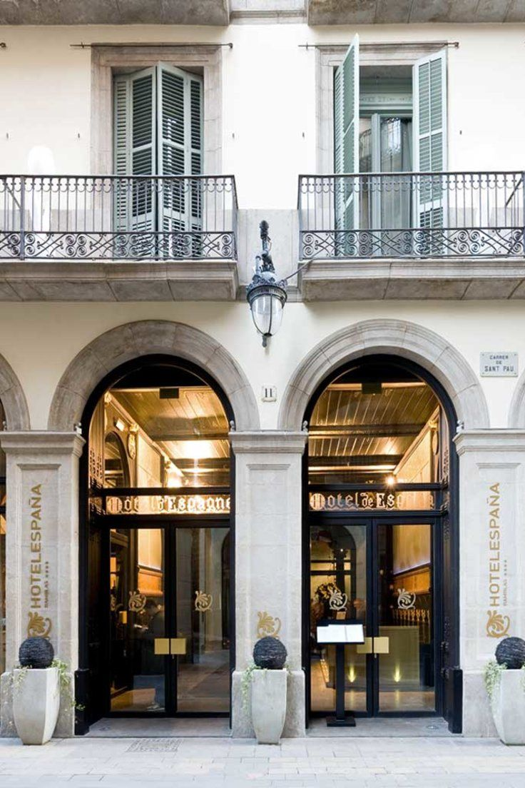 Hotel Espana - Barcelona, Spain - There's barely a corner of this richly decorated hotel that doesn't have a story to tell.