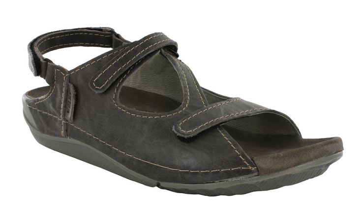 Wolky Women's Slate Cartago Leather Leif 40 M EU. Leather upper. Memory foam footbed. Polyurethane outsole. 533902, 533963, 533914, 533950.