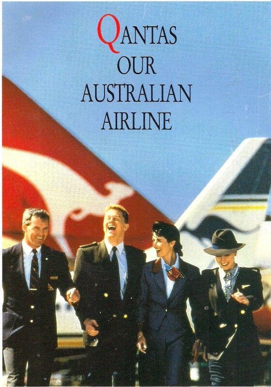 Australian Airlines-Qantas Merger Advert