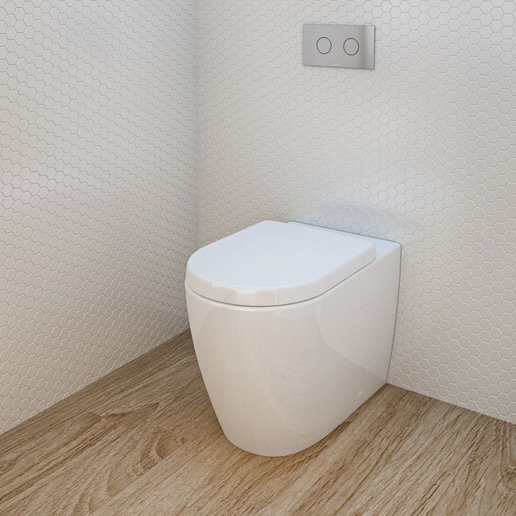 Caroma Urbane Wall Faced Invisi Toilet Suite http://www.caroma.com.au/bathrooms/toilet-suites/urbane/urbane-wall-faced-invisi-series-ii-toilet-suite
