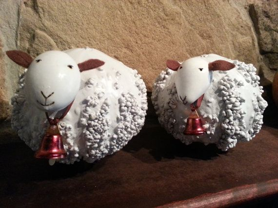 Hey, I found this really awesome Etsy listing at https://www.etsy.com/listing/164706474/hand-crafted-gourds-sheeps