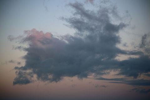 "Cloud by Georgina Campbell A$180.00 Type C Print photograph  6"" x 9""  / 15.24cm x 22.86cm  Unframed. Shippped flat. Edition of 5"
