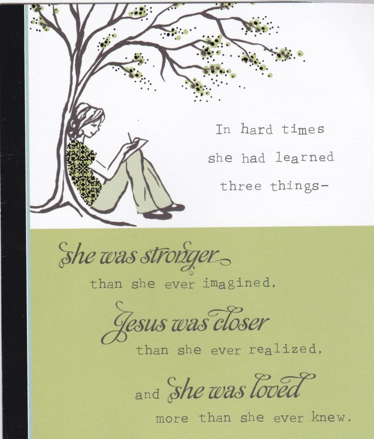 Encouragement Card from Sister Orr | Inspirational quotes ...