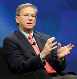 Eric Schmidt cashing out 42 percent of his Google stock | Internet & Media - CNET News
