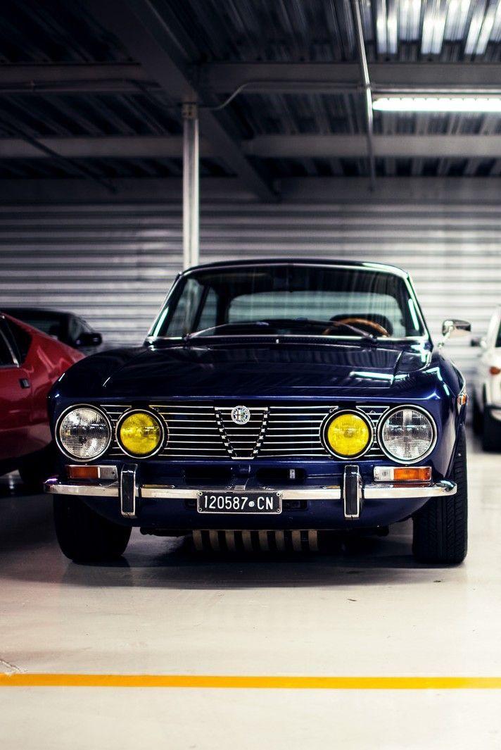 gentlecar:  Alfa Romeo 2000 GTV