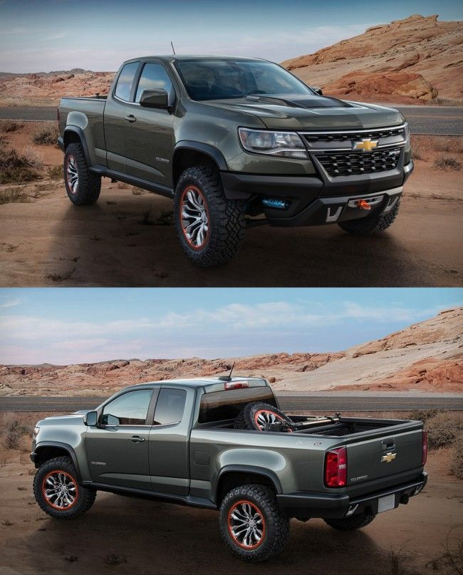 1000+ Ideas About Chevrolet Colorado On Pinterest