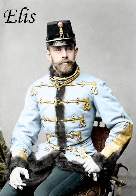 Rudolf, Crown Prince of Austria by vanessutza on deviantART