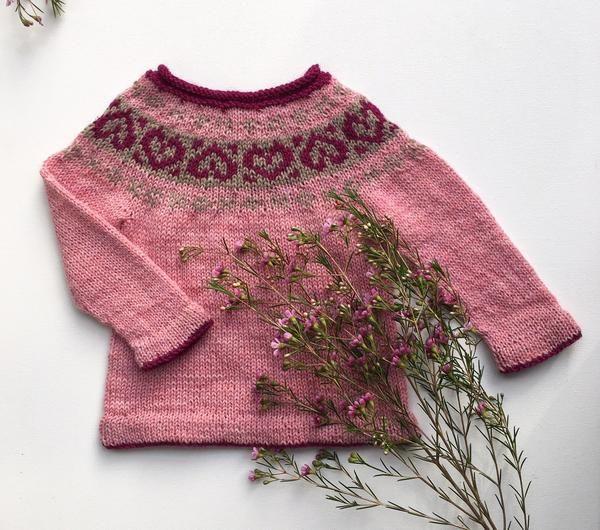 Valentina Sweater og Kjole - Dansk