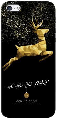 Deppa Deppa Art Case New Year для Apple iPhone SE/5/5S + защитная пленка  — 699 руб. —  Клип-кейс Deppa Art Case New Year для iPhone 5/5S – отличное украшение телефона, которое создает настоящее новогоднее настроение! Рисунок на него нанесен с применением современных технологий печати и качественных материалов, поэтому его яркие цвета и будут радовать пользователя очень долго.Максимальная безопасность. Никому не хочется неприятных сюрпризов на Новый год, и этот аксессуар позаботится об их…