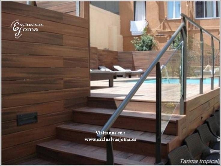Realizamos toda clase de trabajos en madera de exterior for Cenadores de madera