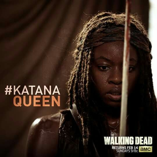 Katana Queen