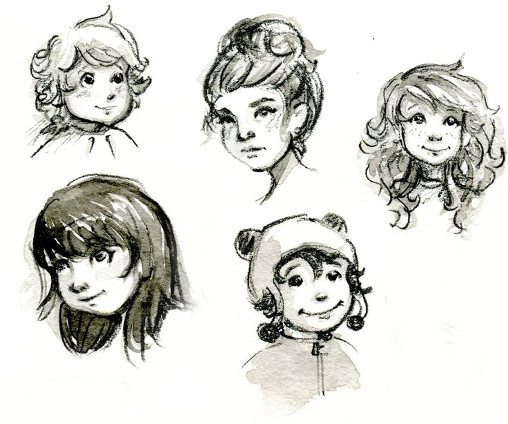 posts about childrens book illustration on casie sketches