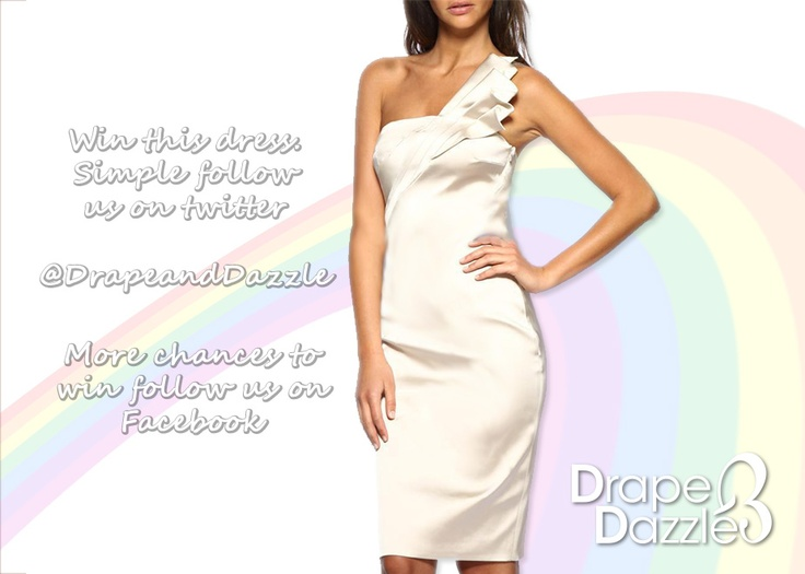CHANCES TO WIN!! Follow us @DrapeandDazzle #free #giveaway #win #followme #runway #fashion #Australia #Style #runway
