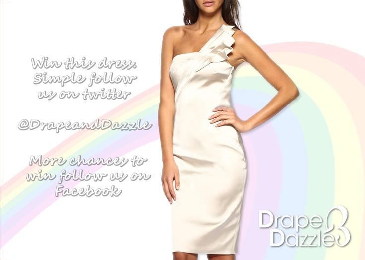 CHANCES TO WIN!! Follow us @DrapeandDazzle #free #giveaway #win #followme #runway #fashion #Australia #Style #runway