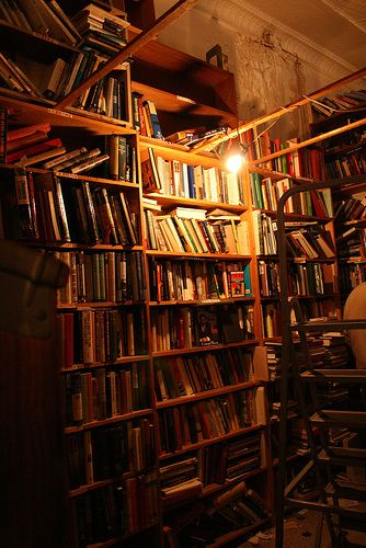 the place you read about in books