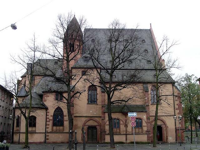 Leonhardskirche (St. Leonard's Church) Frankfurt