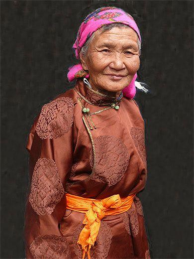 Tsetserleg - Mongolie