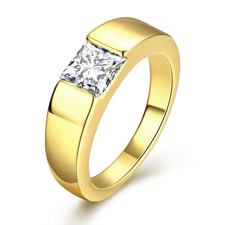 Best 25 Mens gold rings ideas on Pinterest