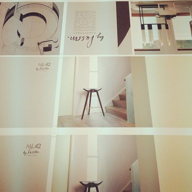 Final colour test of our new catalogue - hope you like the new look. Will be available within 2 weeks. #catalogue2013 #bylassen #newlook #mogenslassen #flemminglassen #kubus #kubusbowl #taburetten #ml42 #ml33 #kubus8 #houseofthefuture