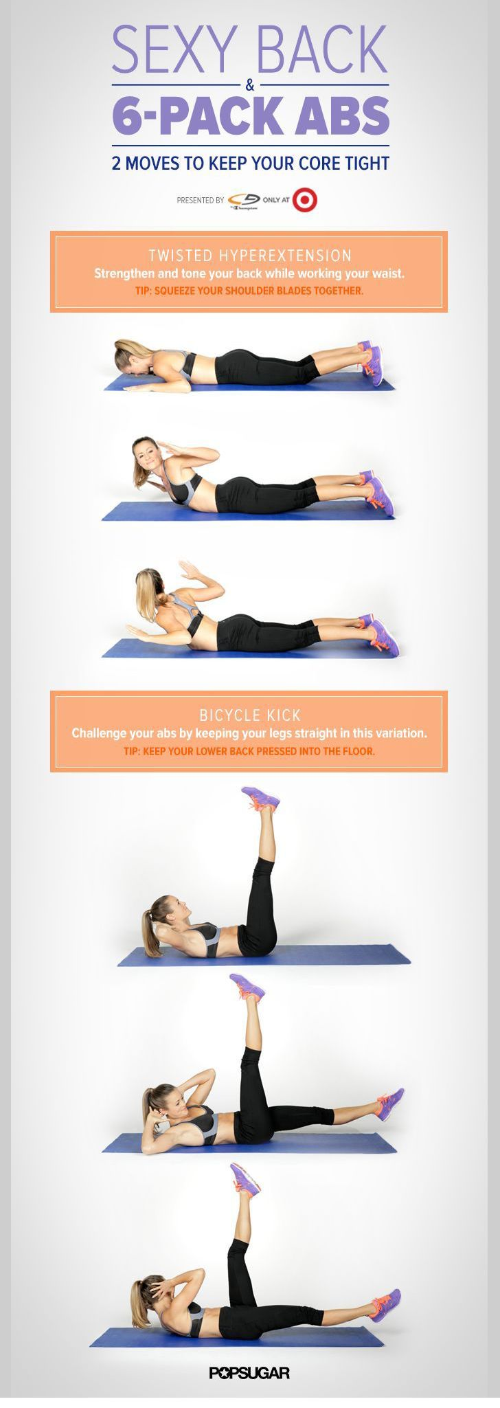 Get Six Pack Abs Anywhere!