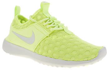Womens lime trainers / pump from Schuh - £72 at ClothingByColour.com