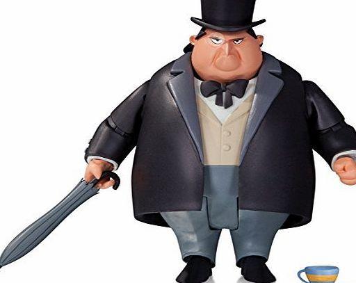DC Comics ``Batman Animated Series Penguin`` Action Figure (Full Colour) DC Comics The New Batman Adventures Animated Series Penguin Action Figure (Barcode EAN = 0761941302263). http://www.comparestoreprices.co.uk/december-2016-week-1-b/dc-comics-batman-animated-series-penguin-action-figure-full-colour-.asp