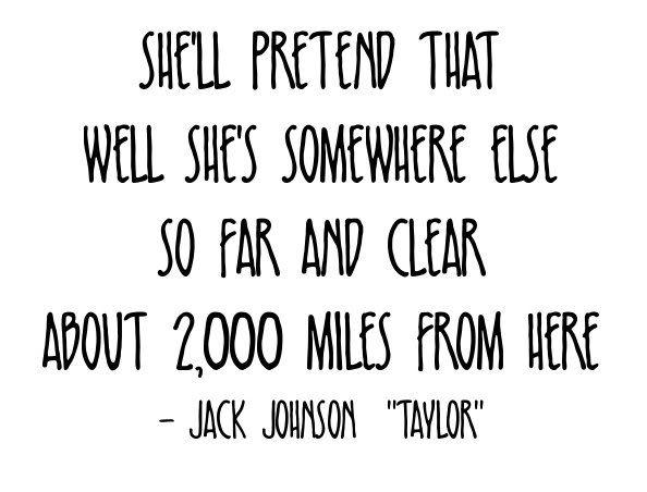 My little girl jack johnson lyrics