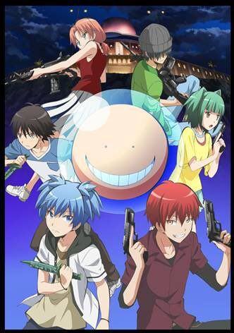 Would anyone want to do an assassination classroom rp?