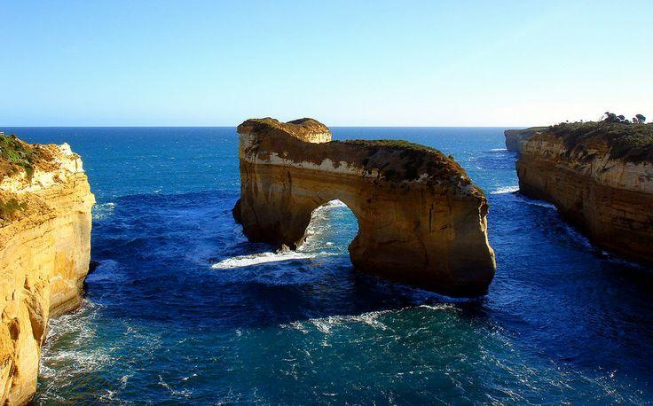 Elephant Rock, Great Ocean Road, Port Campbell National Park, Victoria, Australia