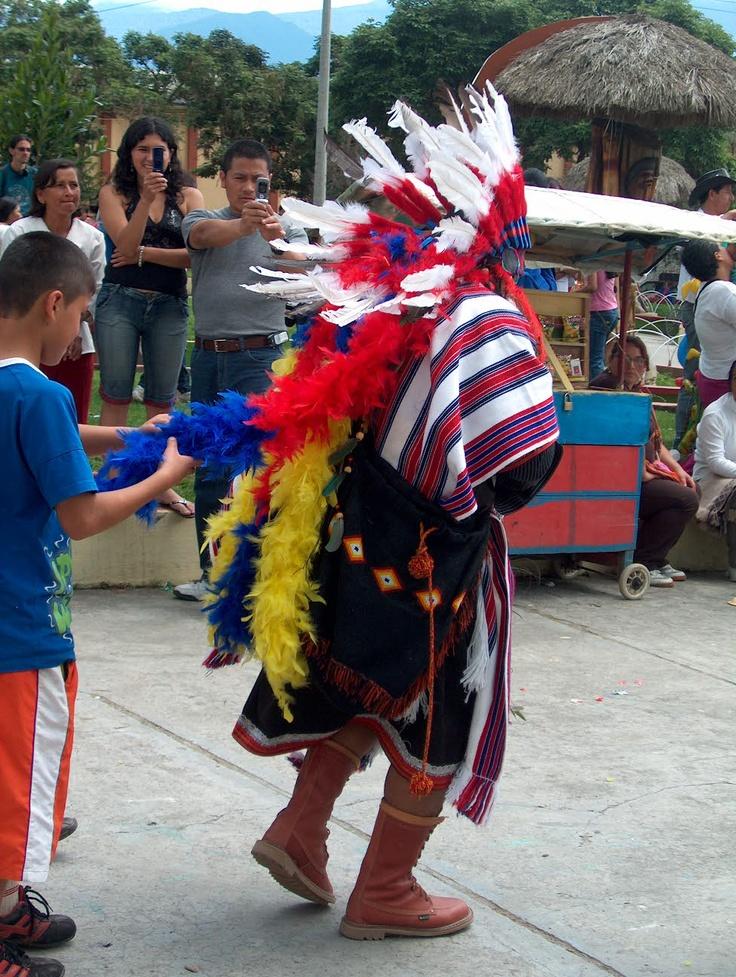 Fiestas del Perdón - Sibundoy - Putumayo - Colombia