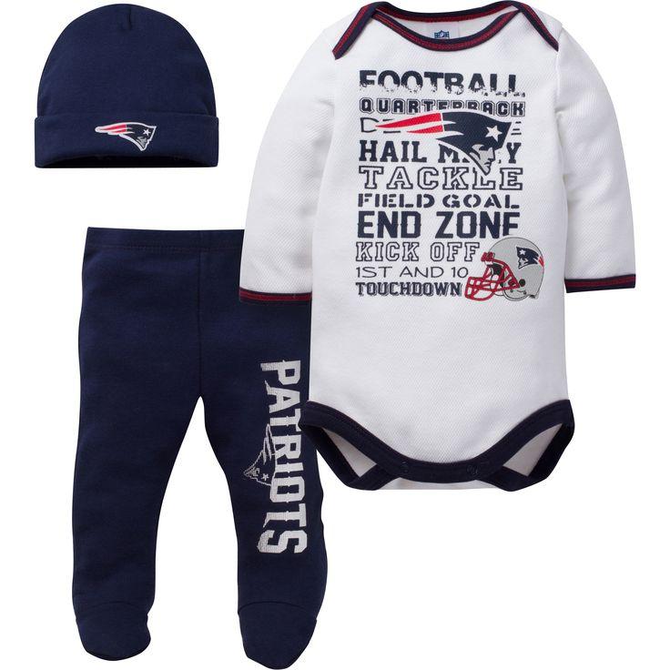 Patriots Baby clothing