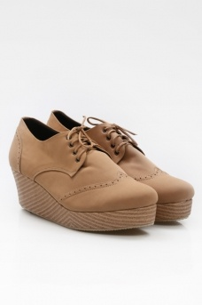 Berrybenka.com - PROUDLY SHOES Creamy Wedges IDR 269.000