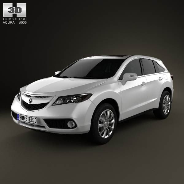 23 Best Images About Acura 3D Models On Pinterest