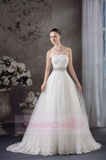 Classic Wedding Dress  Cherishdress Wedding Dresses