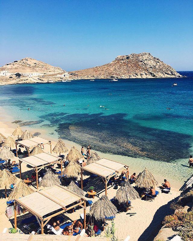 Kalafati Beach, Mykonos, Greece