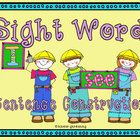 Foolproof sentence construction using 27 Kindergarten sight words and a fun selection of other nouns, verbs, and adjectives.  Almost 100 words in a...