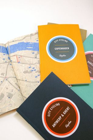 Rapha City Cycling Guides Explore eight European cities by bike with rich illustrations, maps and plenty of insider knowledge